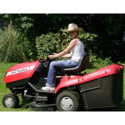 Housse de protection pour tracteur tondeuse