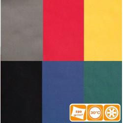 Echantillon de Tissu de housse Anti-Poussière Polaire Polyéthylène 120 gr/m²