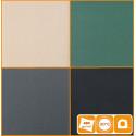 Echantillon de Toile imperméable Polyester 460 gr/m²
