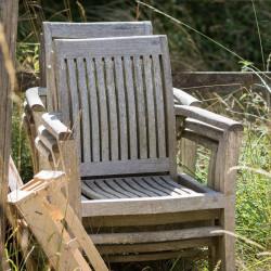 Housse de protection sur mesure Chaise de Jardin