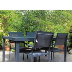 Housse de protection pour Table de Jardin rectangulaire 180 x 110 x h70 cm