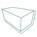 Housse de protection extérieure sur mesure Forme B