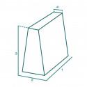 Housse de protection extérieure sur mesure Forme G