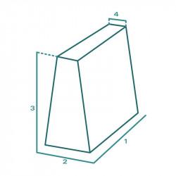 Housse de protection extérieure sur mesure Forme G Pyramidale Table ping pong