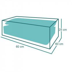 Housse de protection Plancha à poser 60 x 60 x h 25 cm STANDARD