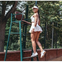 Housse de protection de Chaise d'Arbitre de Tennis Sur Mesure
