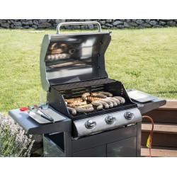 Housse de protection pour Barbecue en trapèze 145 x 65 x h95 cm