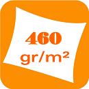Polyester 460 gr/m²